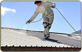 Conklin Roof Coating in Bacliff, Texas