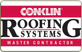 Conklin Roofing Systems in Bacliff, Texas